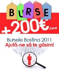 Oportunităţi pentru studenţii în drept - Bursele Boştină 2011