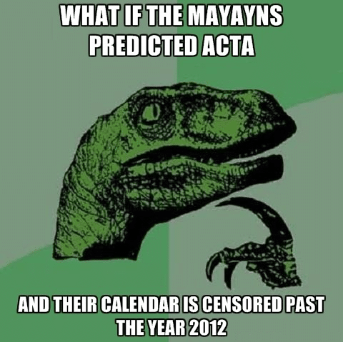 Avem de castigat dupa ACTA?