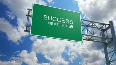 Drumul spre succes este întotdeauna în construcție