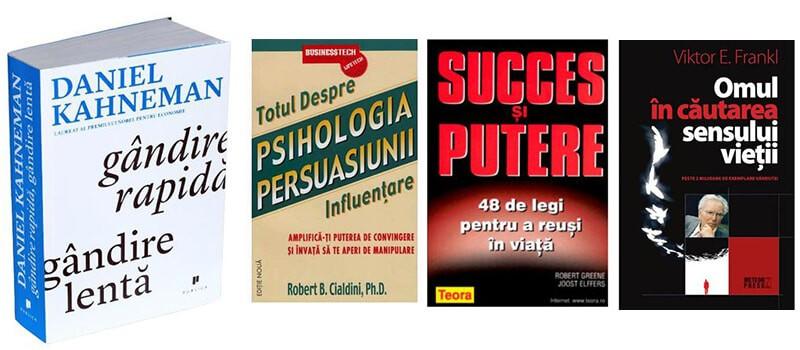 5+ cărți de manipulare pe care trebuie să le ai în bibliotecă