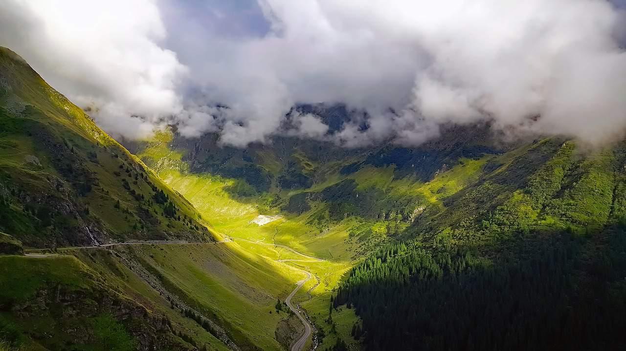 Top locuri frumoase de vizitat în România